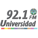 Logo Radio Universidad 92.1